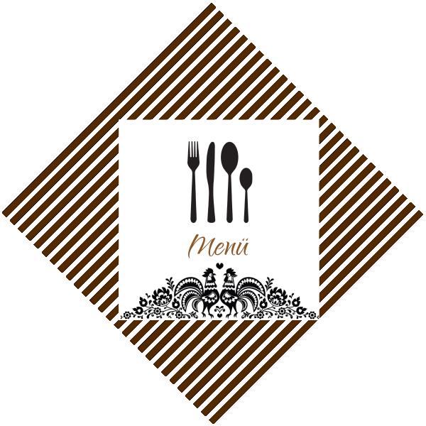 Lengyel bál - étlap